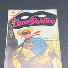 Tebeos: EL LLANERO SOLITARIO NOVARO 1967 MUY BUEN ESTADO COMO NUEVO. Lote 248442150