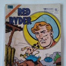 Tebeos: COMIC ORIGINAL - RED RYDER - SERIE AGUILA - AÑO XXIII - Nº 2 - NOVARO - AÑO 1977..L3698. Lote 249516810