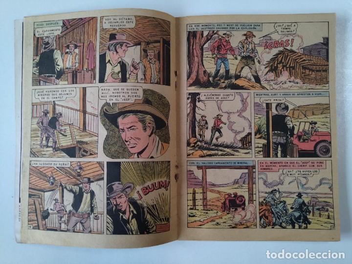Tebeos: COMIC ORIGINAL - RED RYDER - SERIE AGUILA - AÑO XXIII - Nº 2 - NOVARO - AÑO 1977..L3698 - Foto 4 - 249516810