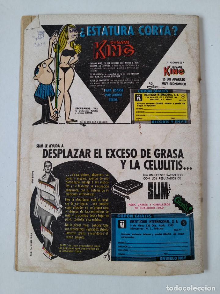 Tebeos: COMIC ORIGINAL - RED RYDER - SERIE AGUILA - AÑO XXIII - Nº 2 - NOVARO - AÑO 1977..L3698 - Foto 5 - 249516810