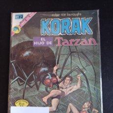 Tebeos: KORAK EL HIJO DE TARZAN #13. Lote 249570925