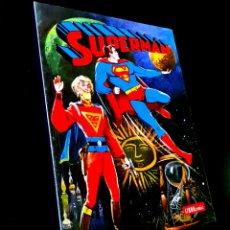 Tebeos: DE KIOSCO SUPERMAN TOMO XLVI 46 LIBRO COMIC NOVARO LIBROCOMIC. Lote 250297530