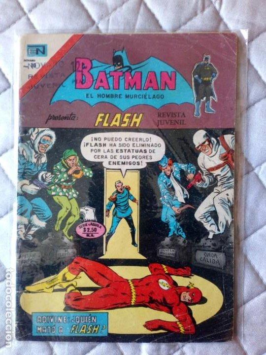 BATMAN Nº 809 SÉRIE ÁGUILA NOVARO (Tebeos y Comics - Novaro - Batman)
