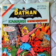 Tebeos: BATMAN Nº 868 SÉRIE ÁGUILA NOVARO. Lote 251044445