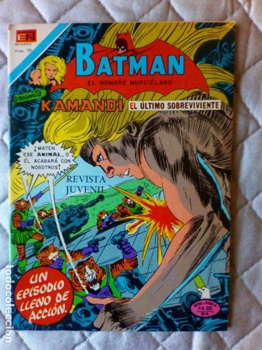 BATMAN Nº 892 SÉRIE ÁGUILA NOVARO (Tebeos y Comics - Novaro - Batman)