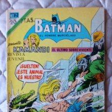 Tebeos: BATMAN Nº 900 SÉRIE ÁGUILA NOVARO. Lote 251227510