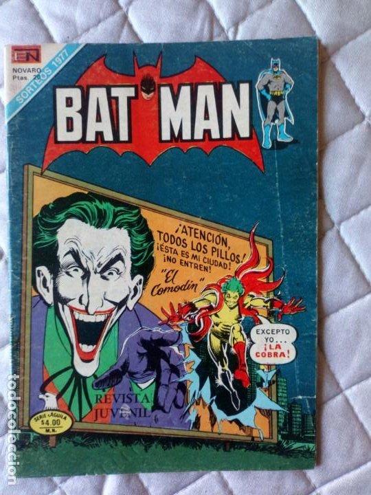 BATMAN Nº 914 SÉRIE ÁGUILA NOVARO (Tebeos y Comics - Novaro - Batman)