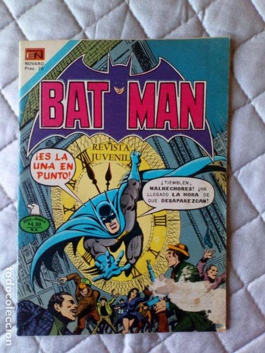 BATMAN Nº 909 SÉRIE ÁGUILA NOVARO (Tebeos y Comics - Novaro - Batman)