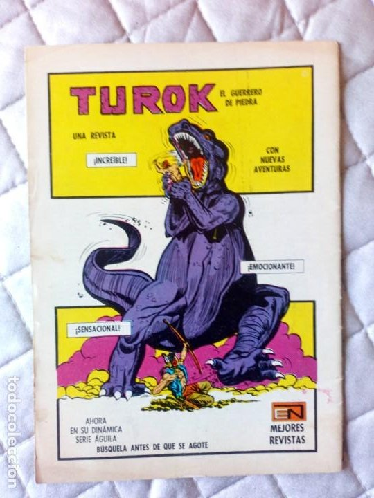 Tebeos: Batman Nº 909 Série Águila NOVARO - Foto 2 - 251231440