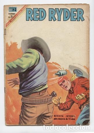 RED RYDER Nº 151, 1 ABRIL 1967 (Tebeos y Comics - Novaro - Red Ryder)