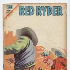 Tebeos: RED RYDER Nº 151, 1 ABRIL 1967. Lote 251263630