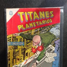 Tebeos: TITANES PLANETARIOS 226. Lote 251302440