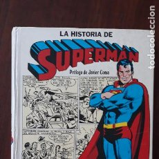 Tebeos: LA HISTORIA DE SUPERMAN NOVARO. Lote 251451870