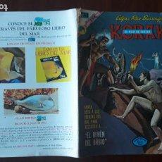 Tebeos: KORAK EL HIJO DE TARZAN NOVARO Nº 11. Lote 251615565