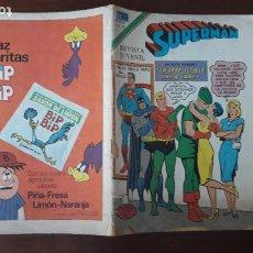 Tebeos: SUPERMAN NOVARO Nº 1113. Lote 251615765