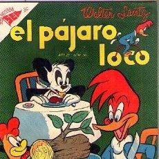 Livros de Banda Desenhada: NOVARO (EL PAJARO LOCO Nº 36). Lote 251866240