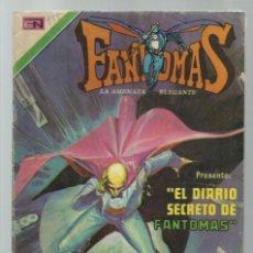 BDs: FANTOMAS 135, 1973, NOVARO. COLECCIÓN A.T.. Lote 251918130