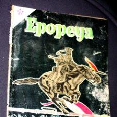 Tebeos: EPOPEYA # 24 NOVARO 1960 LA CARGA DE LOS 600( LA GUERRA RUSO-TURCA). Lote 251947980