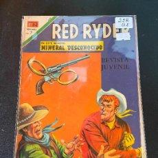 Tebeos: NOVARO RED RYDER NUMERO 228 BUEN ESTADO. Lote 252003560