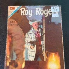 Tebeos: NOVARO ROY ROGERS NUMERO 214 NORMAL ESTADO. Lote 252004235