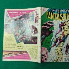 Tebeos: HISTORIAS FANTASTICAS Nº 86 15 DE AGOSTO DE 1963 EDITORIAL NOVARO.. Lote 252296895