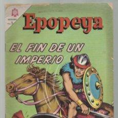 Tebeos: EPOPEYA 80, 1965, NOVARO. Lote 252449095