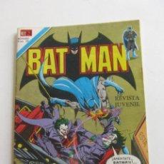 Livros de Banda Desenhada: BATMAN Nº 2 - 933 AÑO 1978 SERIE AGUILA NOVARO BUEN ESTADO ETX. Lote 252508535