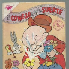 Tebeos: EL CONEJO DE LA SUERTE 173, 1963, NOVARO, BUEN ESTADO. COLECCIÓN A.T.. Lote 252509650