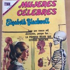 Tebeos: MUJERES CELEBRES. Nº 103. NOVARO 1969. ELIZABETH BLACKWELL - LA PRIMERA MUJER QUE ESTUDIO MEDICINA. Lote 252565100