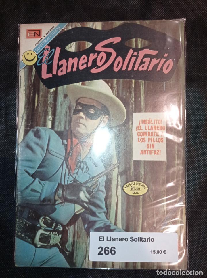 LLANERO SOLITARIO #266 NOVARO (Tebeos y Comics - Novaro - Otros)