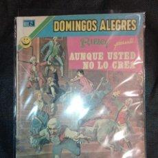 Tebeos: DOMINGOS ALEGRES #954 NOVARO. Lote 252706505