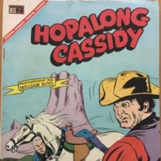 Tebeos: HOPALONG CASSIDY. Nº 153. NOVARO, 1967.. Lote 252715180
