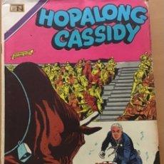 Tebeos: HOPALONG CASSIDY. Nº 194. NOVARO, 1971.. Lote 252715330