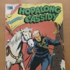 Tebeos: HOPALONG CASSIDY. Nº 209. NOVARO, 1972.. Lote 252715410