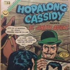 Tebeos: HOPALONG CASSIDY. Nº 212. NOVARO, 1972.. Lote 252715455