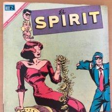 Tebeos: EL SPIRIT. Nº 11. NOVARO, 1967.. Lote 252796855