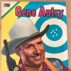 Tebeos: GENE AUTRY. Nº 203. NOVARO, 1970.. Lote 285513028