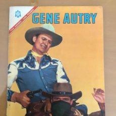 Tebeos: GENE AUTRY. Nº 152. NOVARO, 1966.. Lote 252800840