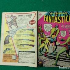 Tebeos: HISTORIAS FANTASTICAS Nº 67 1 DE NOVIEMBRE DE 1962. EDITORIAL NOVARO.. Lote 253241250