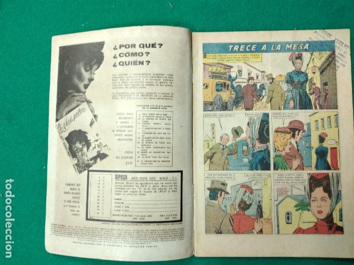 Tebeos: LEYENDAS DE AMERICA Nº 119. 1 DE JULIO DE 1965. EDITORIAL NOVARO. - Foto 2 - 253245070