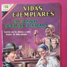 Tebeos: EL PADRE CARLOS FISSIAUX. Lote 253307950