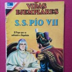 Tebeos: S. S. PIO VII. Lote 253309475