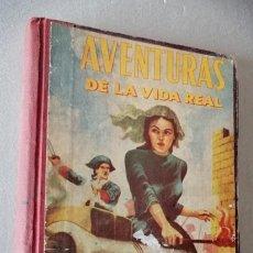 Tebeos: AVENTURAS DE LA VIDA REAL - CONTIENE 6 EJEMPLARES ENCUADERNADOS - NOVARO (VER DESCRIPCIÓN Y FOTOS). Lote 253585630