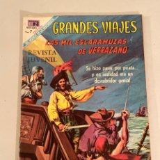 Tebeos: GRANDES VIAJES. Lote 253926575