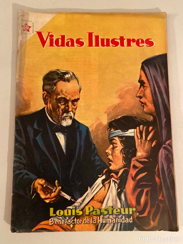 VIDAS ILUSTRES (Tebeos y Comics - Novaro - Vidas ilustres)