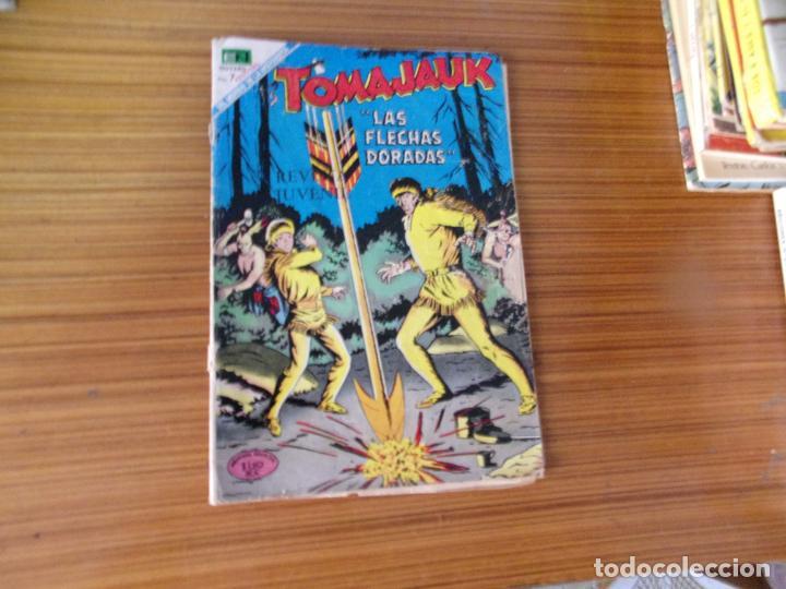 TOMAJAUK Nº 169 EDITA NOVARO (Tebeos y Comics - Novaro - Otros)