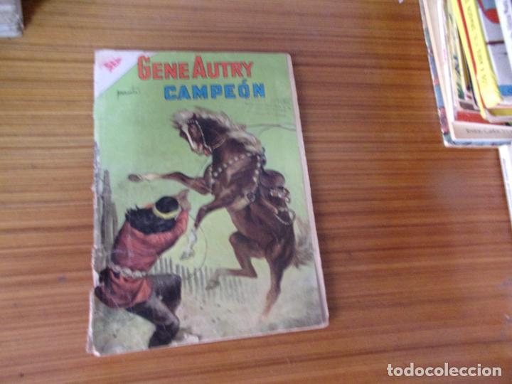 GENE AUTRY Nº 80 EDITA NOVARO (Tebeos y Comics - Novaro - Otros)