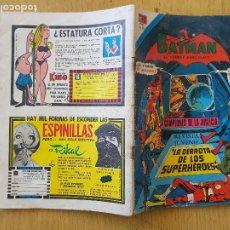 Tebeos: BATMAN SERIE AGUILA Nº811. Lote 254195665