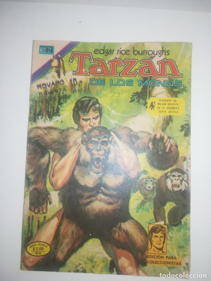 TARZAN DE LOS MONOS #437 (Tebeos y Comics - Novaro - Tarzán)