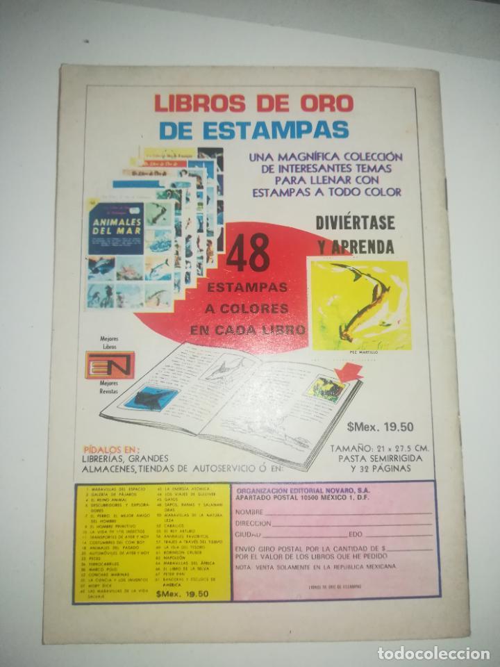 Tebeos: TARZAN DE LOS MONOS #462 - Foto 3 - 254381525